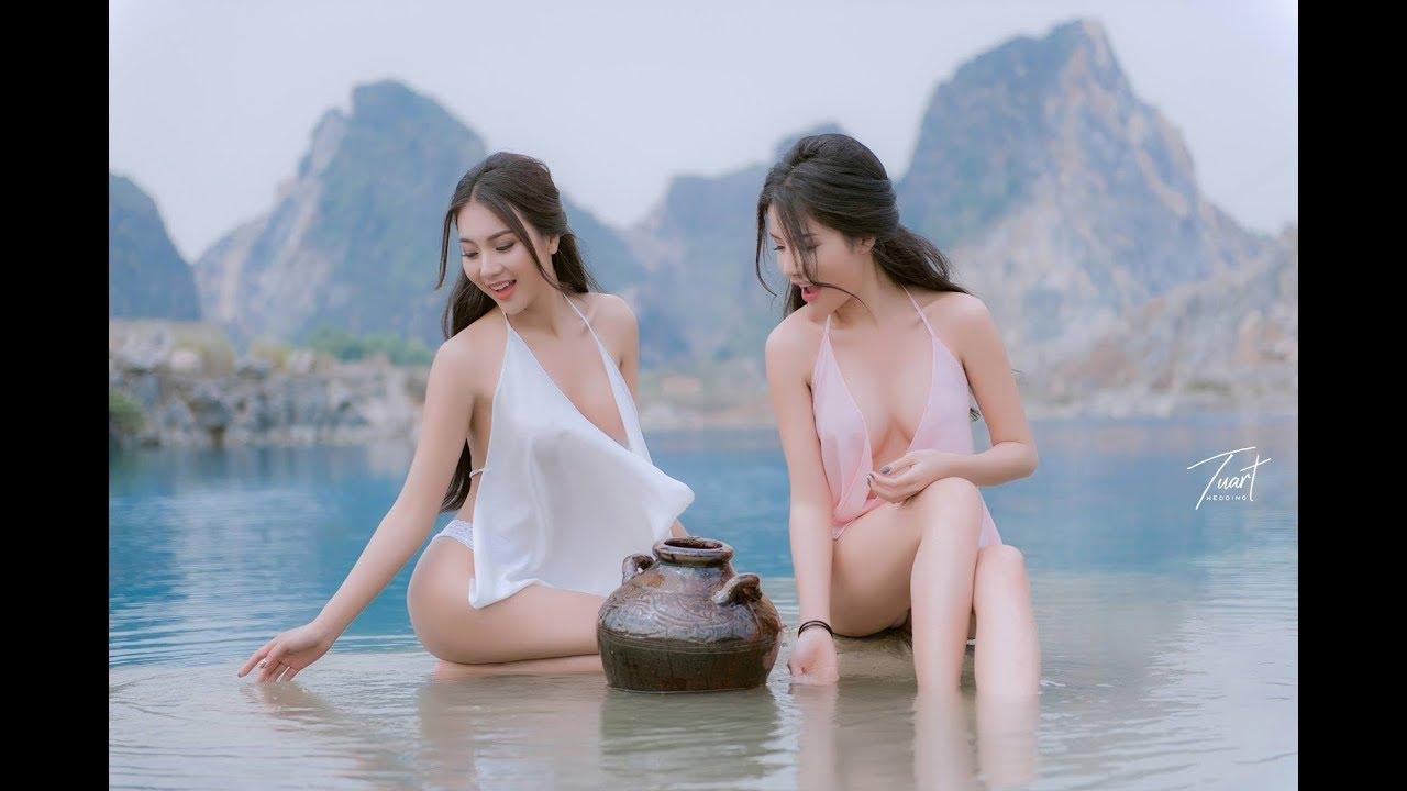Anh Nhà Ở Đâu Thế Remix Gái Xinh 2 Cô Tiên – Nhạc Remix 8D Hot Nhất 2019