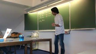 AltTube #3. Урок немецкого языка Humboldt-Institut, Констанц, Германия