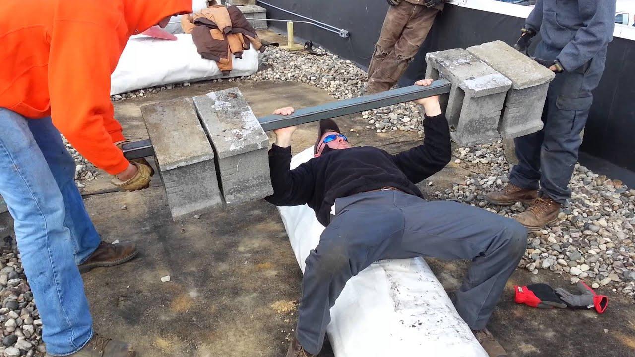 Cinderblock Bench Youtube