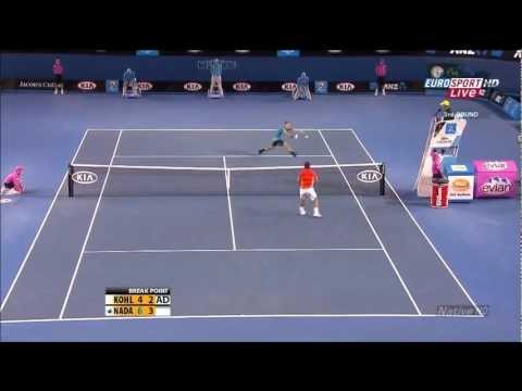 Rafael Nadal - The Tennis God HD