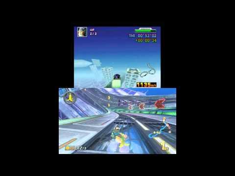 Mario Kart 8 200cc VS F-Zero X