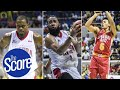 Justin Brownlee Is In Beast Mode | The Score