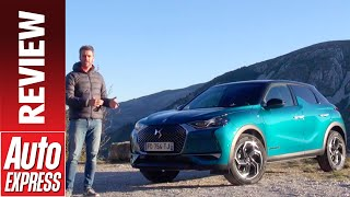 New 2019 DS 3 Crossback review - does the compact, quirky SUV make sense?