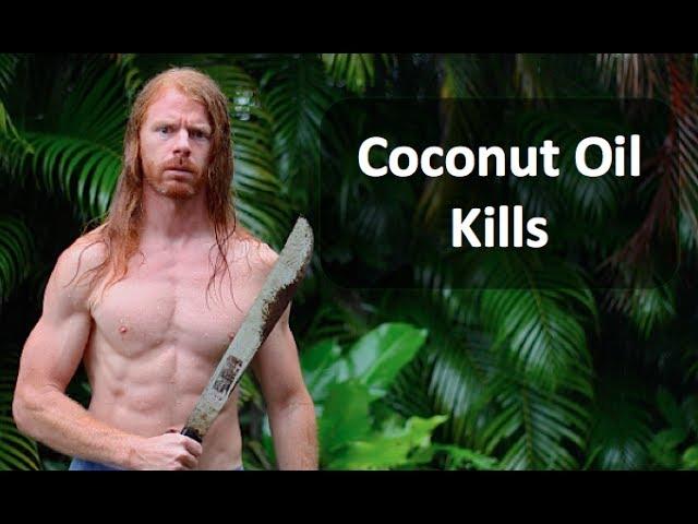 Coconut Oil Kills - Ultra Spiritual Life episode 66
