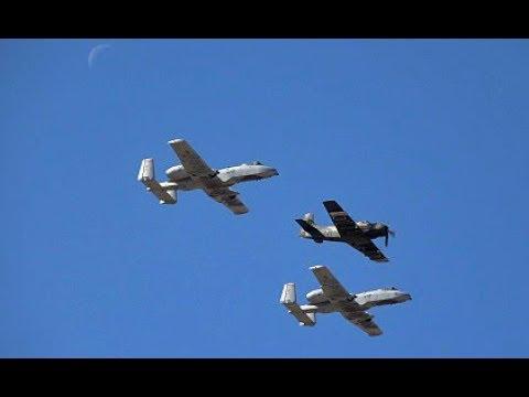 Gowen Thunder Air Show - Boise, Idaho