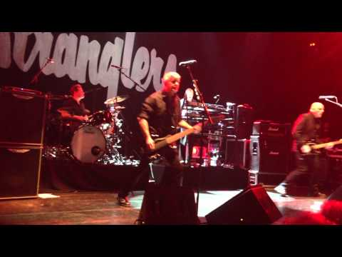 The Stranglers Live - Threatened - 1st April 2014 - Barts - Barcelona