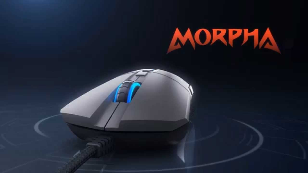 Driver for EpicGear MorphA Mouse