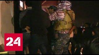 """Активистов """"Трезвой  России"""" жестоко избили во время рейда в Дагестане - Россия 24"""