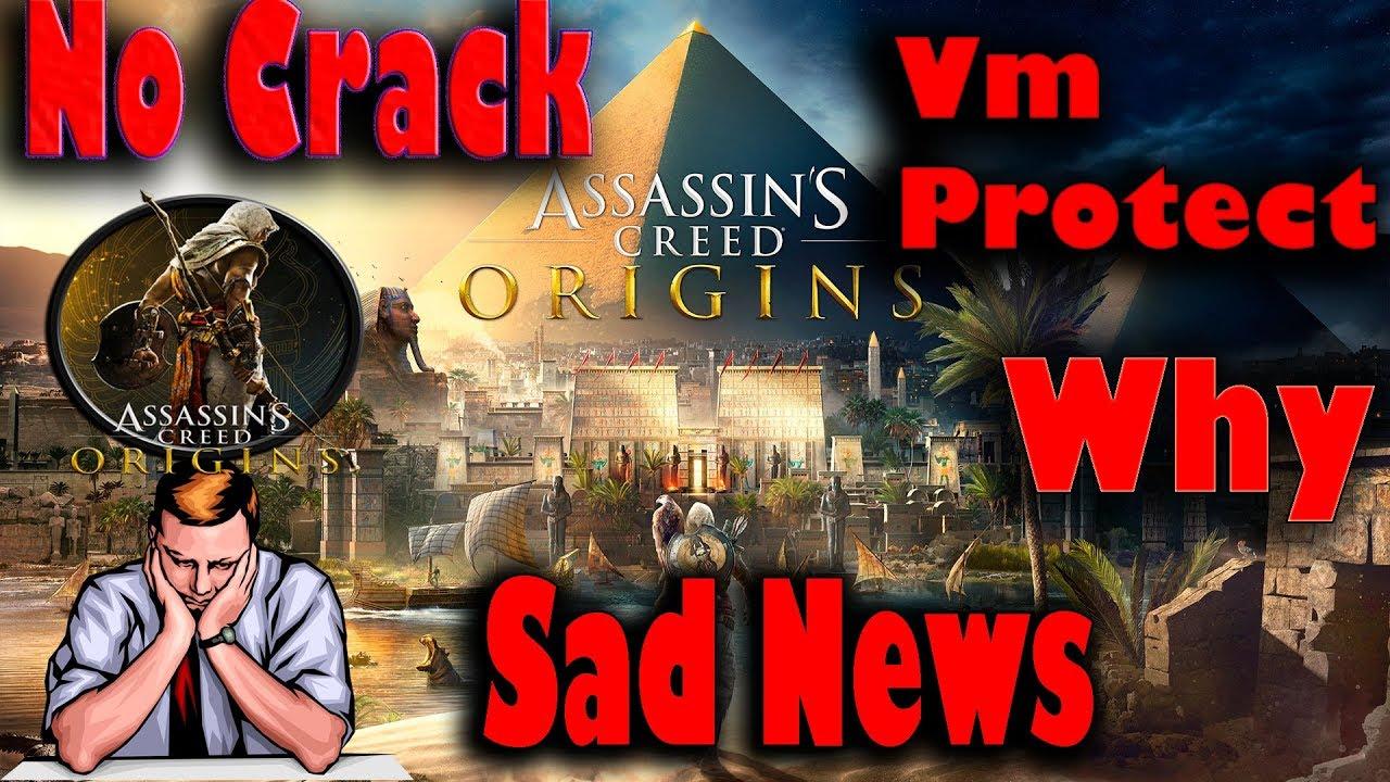 assassins creed origins crack status
