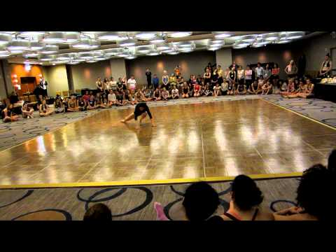 Chantel Aguirre - Stacey Tookey Senior Nuvo Combo - YouTube