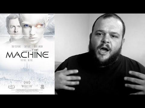 The Machine (2013) movie review Sci-Fi Thriller