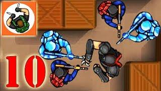 Hunter Assassin Part 10 (levels 121-135) - Gameplay Walkthrough (iOS, Android)