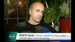Harasztosi László parafenomén gyógyító - Sportolók teljesítményének javítása