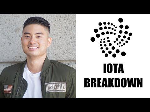 IOTA BREAKDOWN: The Tangle Vs. Blockchain Explained