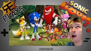 Sonic Boom Rise of Lyric Let