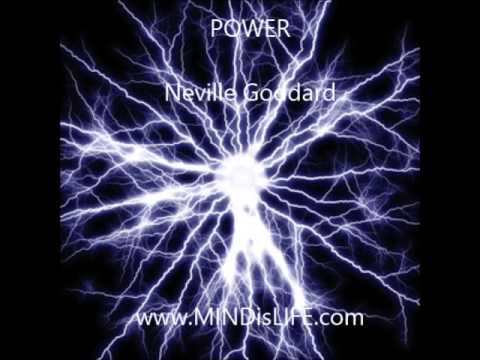 Neville Goddard - Power (very rare lecture with many examples of using imagination!)