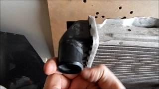 Выбор радиатора для иномарки на примере мерседеса 124. Рекомендация аналога.