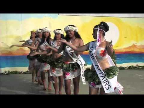 Miss Nauru Independence 2014 - Part 1