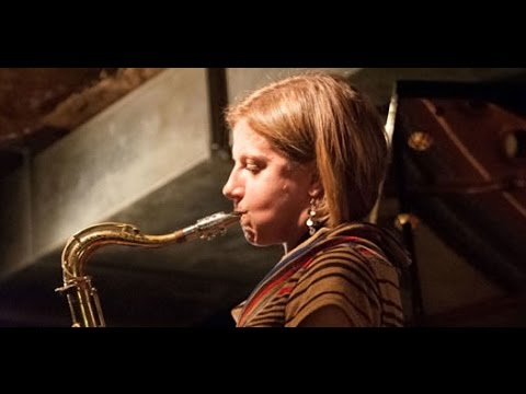 Norwich Cathedral - Karen Sharp Quartet 'Interplay' at Seven Jazz Leeds
