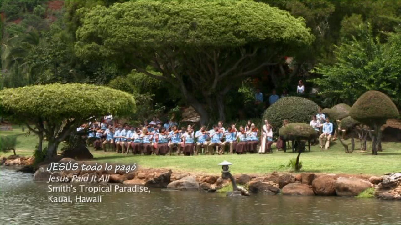 JESÚS TODO LO PAGÓ - Fountainview Academy