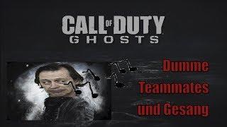 CoD Ghosts Lustige Momente/Funtage - Dumme Teammates und Gesang [HD/GER]