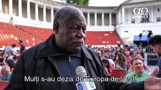 Ron Brown - cuvant profetic pentru Romania
