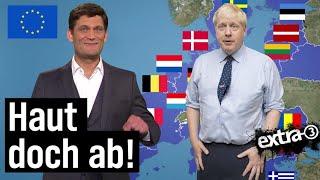 Brexit: Die unendliche Geschichte