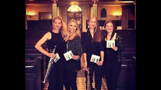 Pavane Op.50 by Faure performed by Marici Saxes (arr. Field) Saxophone Quartet