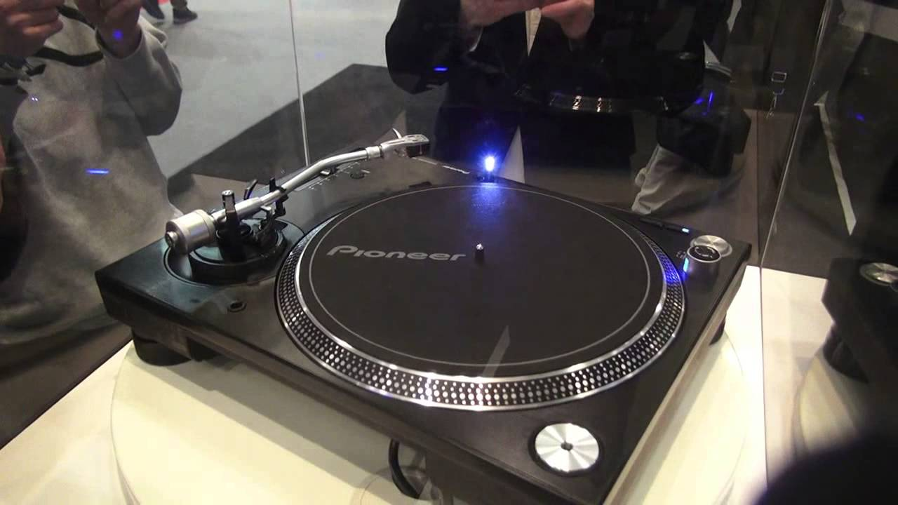 Pioneer Dj Builds A Technics 1200 Plx 1000 Youtube