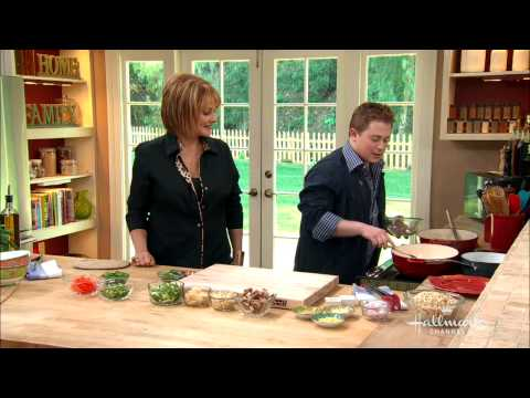 Hallmark Channel Home & Family 2089 Chef Reed Alexander