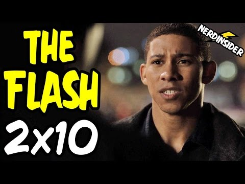 The Flash Season 2 Episode 10 REACTION And REVIEW