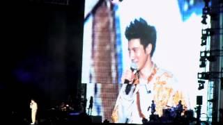 [Thanking Ment+Kiss Goodbye] 王力宏 Lee Hom 火力全开Music-Man II Malaysia 2012