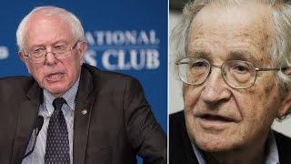 Noam Chomsky Believes Bernie Sanders is the Path Forward For Democrats