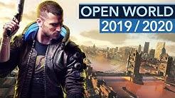 13 Open-World-Spiele für 2020