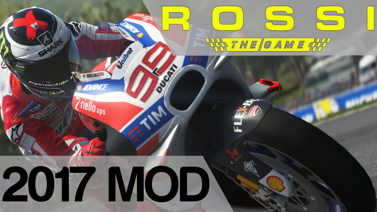 MotoGP 2017 MOD - Jorge Lorenzo Ducati Gameplay | Oliver Blz - YouTube