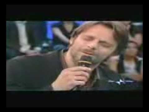 Alessandro Preziosi canta Mille giorni di te e di me