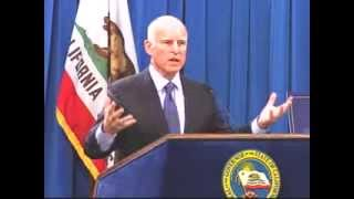 Gov Jerry Brown 14-15 Budget Press Conference