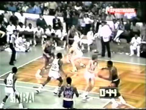 1976 NBA Finals - Game 5 Boston Celtics vs Phoenix Suns (Spanish audio) (2/2)