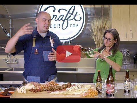 CraftBeer.com Beer & Food Course Video Lecture Series