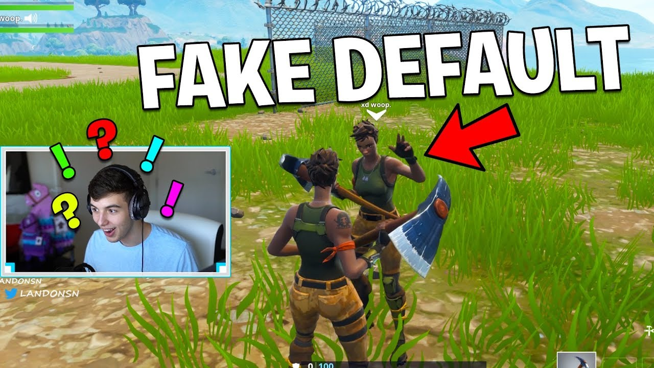 I WENT UNDERCOVER and hired a RANDOM KID to help me  win.. (Fortnite Challenge)