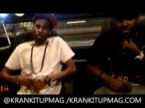 KRANKTV561:INTERVIEWS THE RENEGADES ( PRODUCED WELCOME TO MY HOOD) pt 1