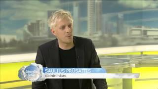 Labas rytas, Lietuva | Saulius Prūsaitis – California sun