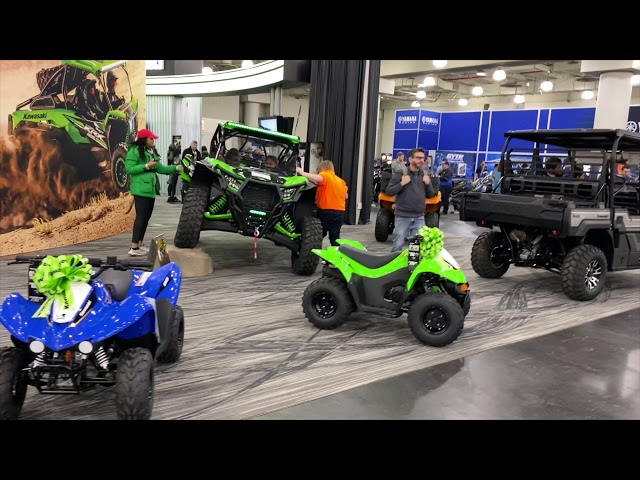 New York motorcycle show 2020