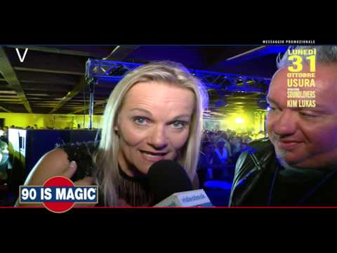 90 Is Magic 2016   Usura   Soudlovers   Kim Lukas al Belvedere Tricesimo@90 Is Magic