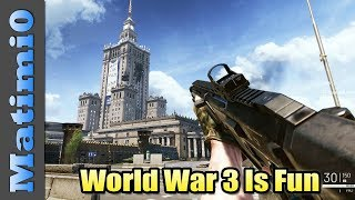 World War 3 Is Impressive