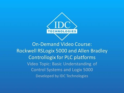 Basic Understanding of Control Systems and Logix 5000 - On-Demand Video Course