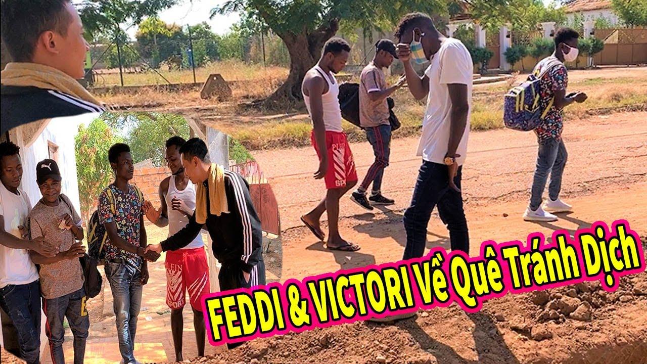 Quanglinhvlogs || Tạm Biệt FEDDI & VICTORI Hẹn Ngày Gặp Lại !!