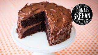 Epic Chocolate Cake Feat. Sarah Carey From Everyday Food