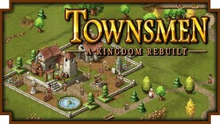 Townsmen: A Kingdom Rebuilt - (Casual Medieval City Builder)