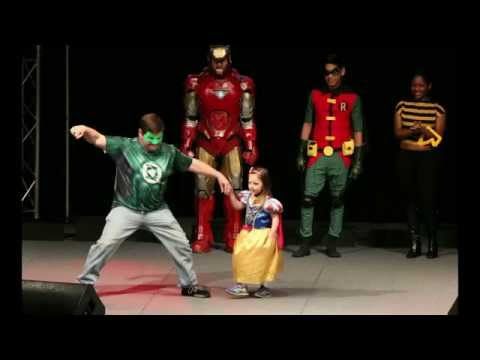 Anime Matsuri 2015 Marvel Vs DC Cosplay Contest